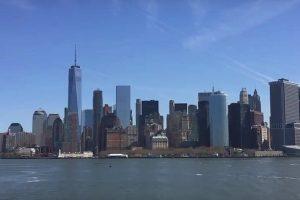Vidéo : dernier jour à New York pour Amélie et Bertrand