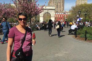 Vidéo : Greenwich Village vu par Amélie et Bertrand