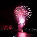 Vidéo : le feu d'artifices du 4 juillet à New York