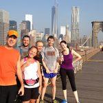 Visitez New York en faisant du jogging