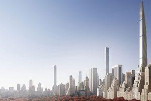 Un nouveau building géant à l'assaut du ciel de New York