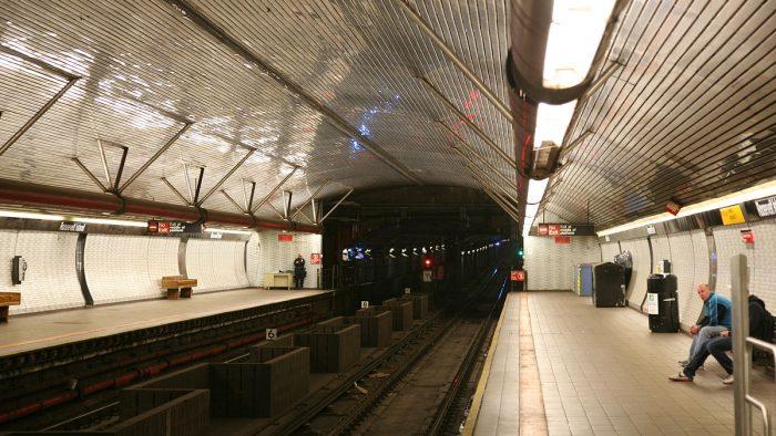 WiFi métro New York