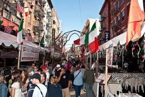 fête de San Gennaro, Little Italy, New York City