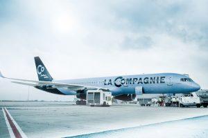 Vols vers New York : la Compagnie arrête Londres et double Paris