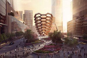 New York s'offre une petite folie architecturale