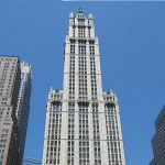 Visitez le hall du Woolworth building en exclusivité