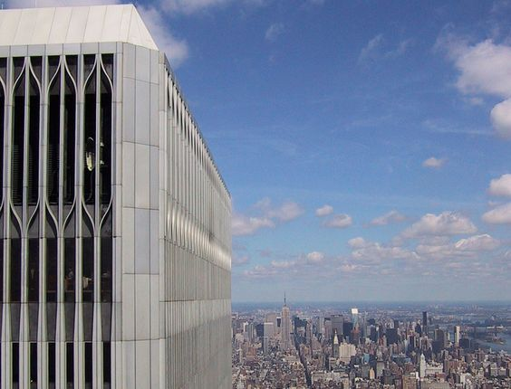 l 39 ancien observatoire du world trade center en photos