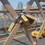 La fin des cadenas d'amour sur le pont de Brooklyn