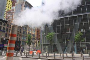 cheminées vapeur new york