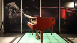 piano de Taylor Swift