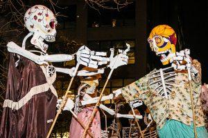 Fêtez Halloween à New York