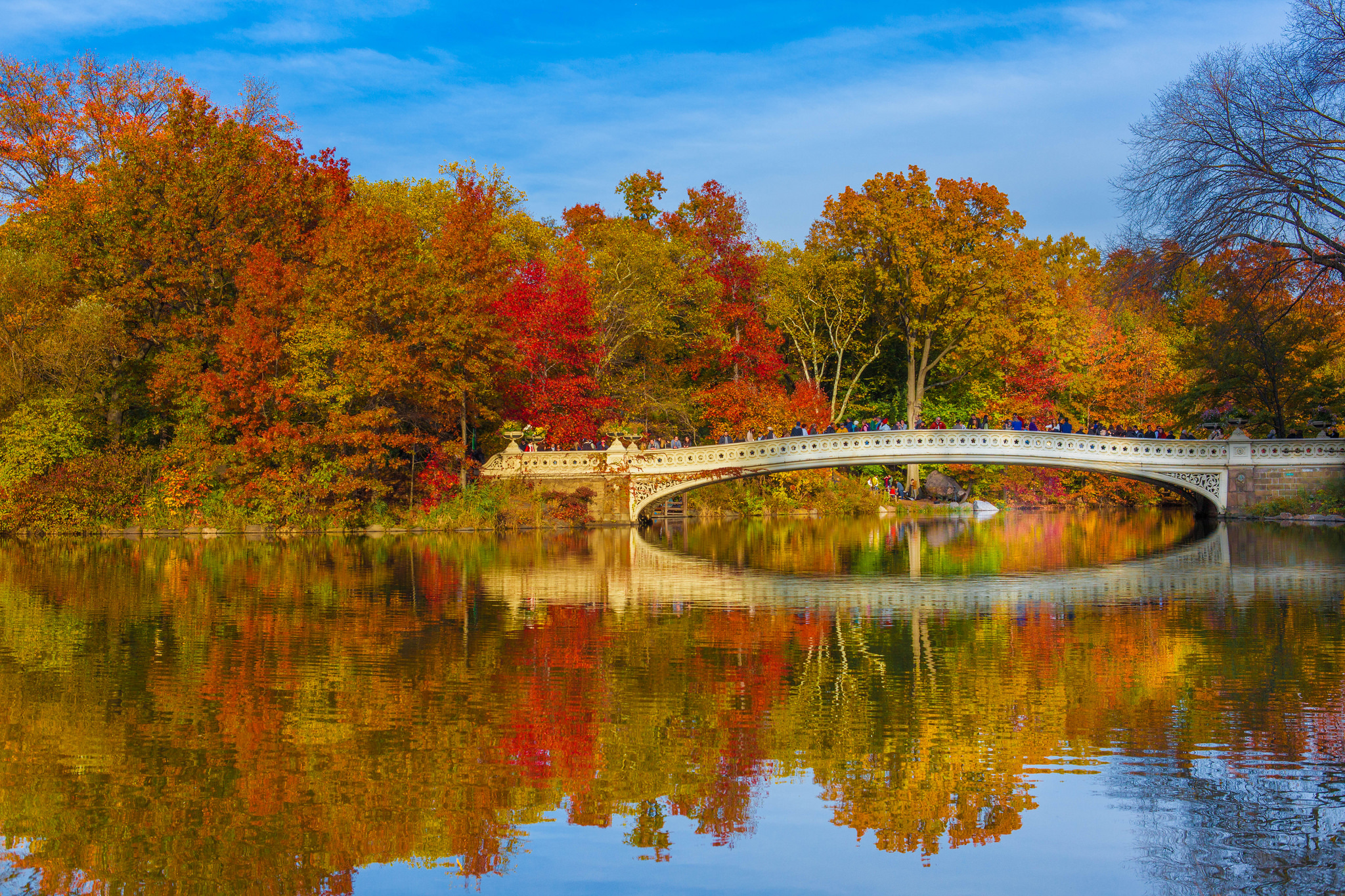 Quand profiter des couleurs d 39 automne new york new york for Best time to see new york