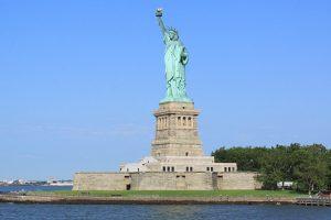 Joyeux anniversaire à la statue de la Liberté !
