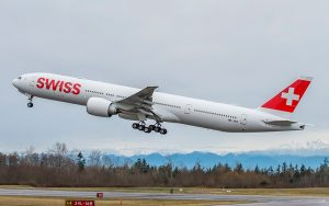B777 de Swiss