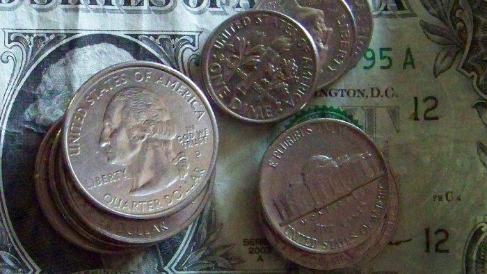 pièces 25 cents