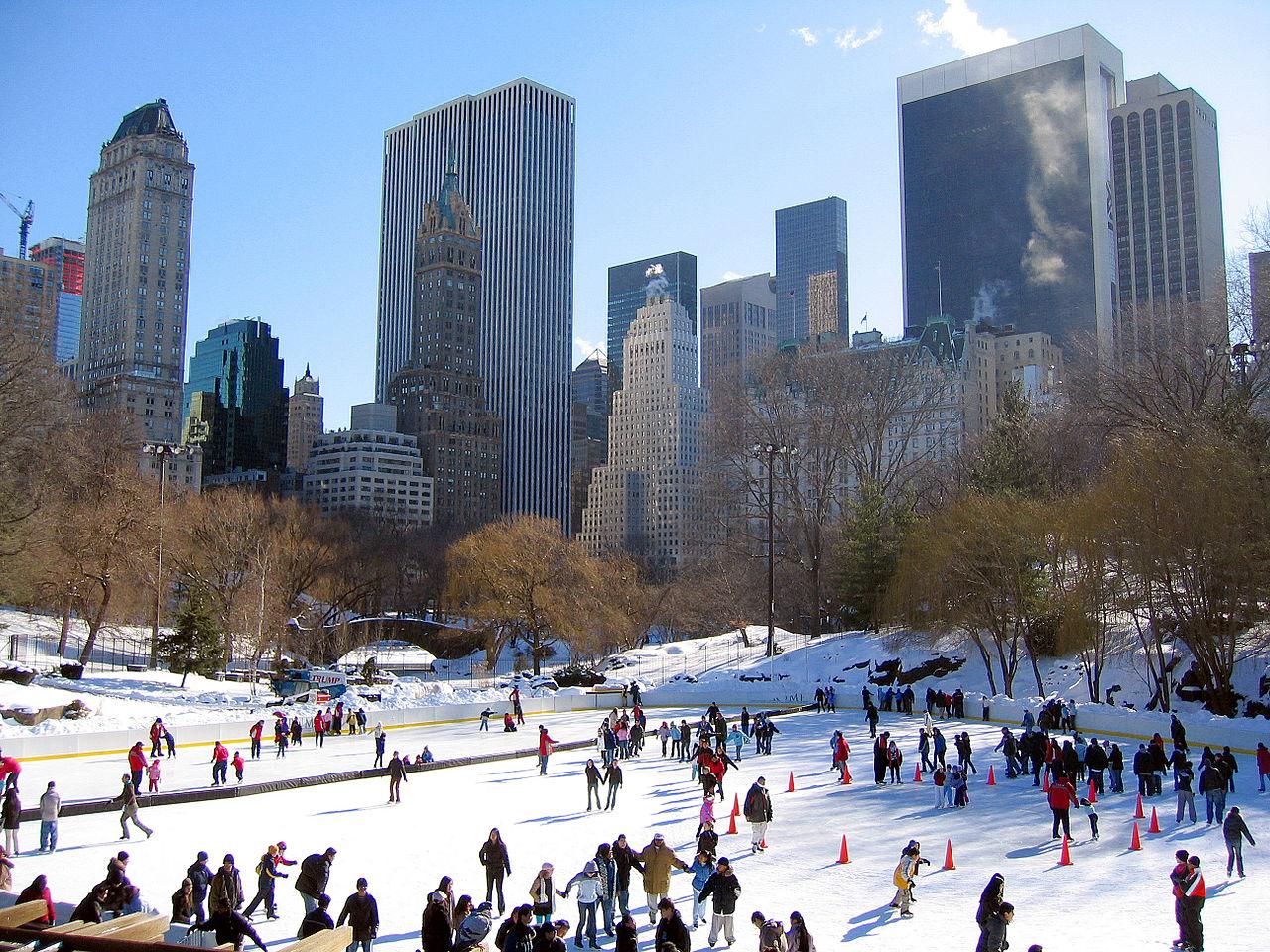 partir à new york en décembre