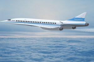 Un nouveau Concorde entre Londres et New York