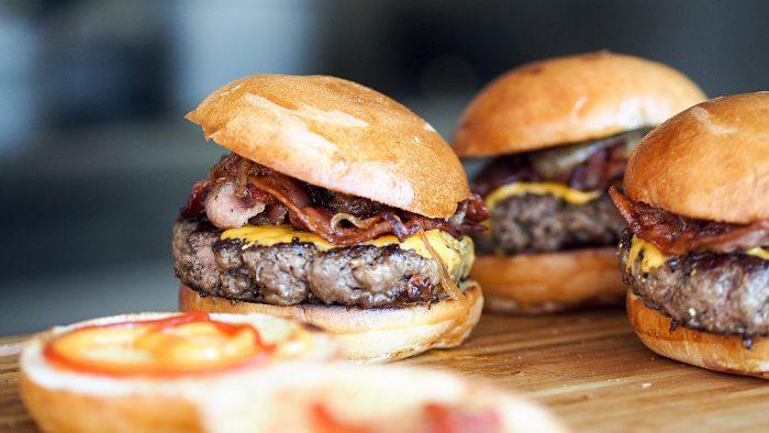 burger est incontournable à New York