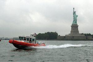 Une baleine aperçue dans le port de New York