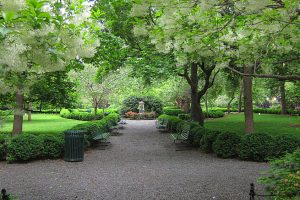 Gramercy Park, un parc privé au cœur de Manhattan