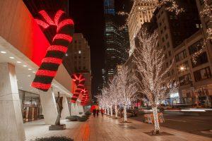 Illuminations à New York.
