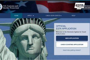Pas à pas : comment remplir le formulaire ESTA