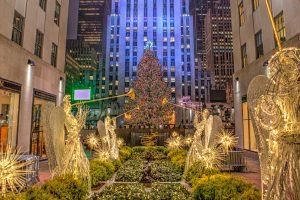 Le sapin de Noël du Rockefeller Center est arrivé