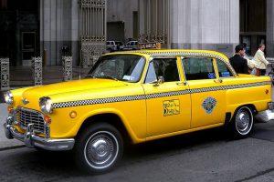 Visitez New York à bord d'un taxi vintage
