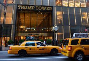 façade de la Trump Tower