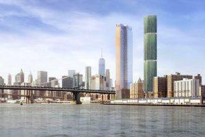 Trois tours géantes vont changer le Lower East Side