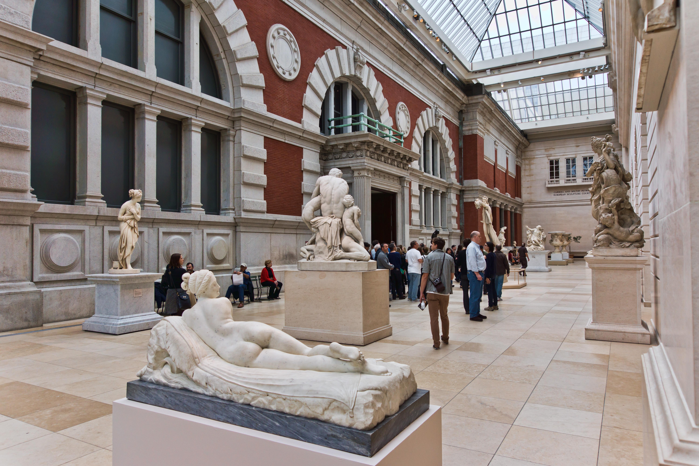 5 raisons de visiter le metropolitan museum of art new york for Museum of art metropolitan