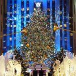 En vidéo : l'illumination du sapin de Noël du Rockefeller Center