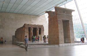 temple de Dendur au Metropolitan Museum