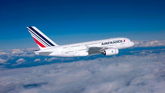 Airbus 380 d'Air France