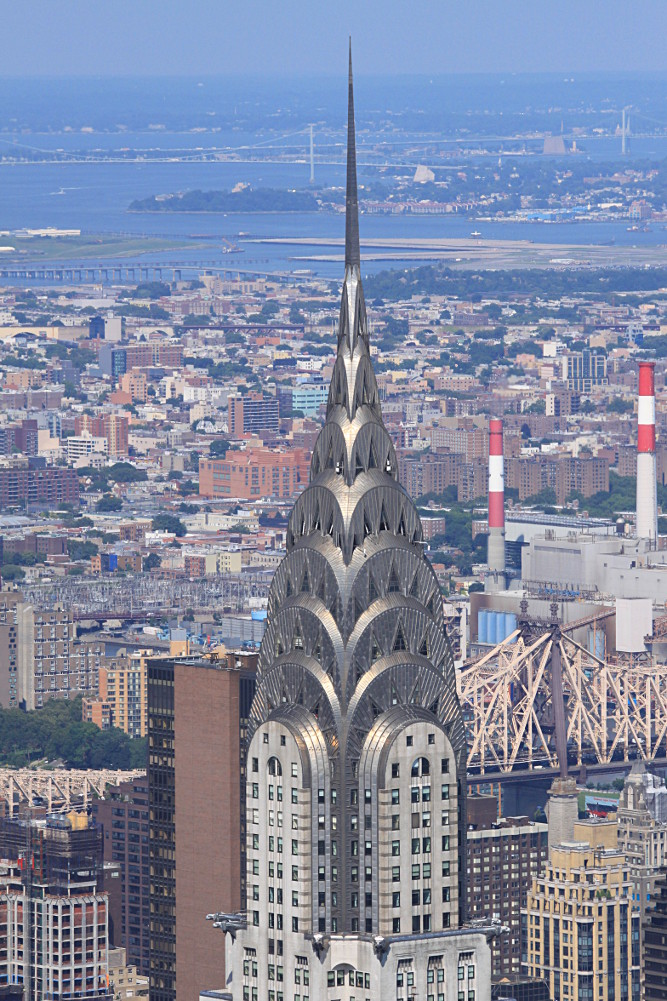 peut on visiter le chrysler building new york. Black Bedroom Furniture Sets. Home Design Ideas