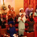 Messe Gospel à Harlem le dimanche