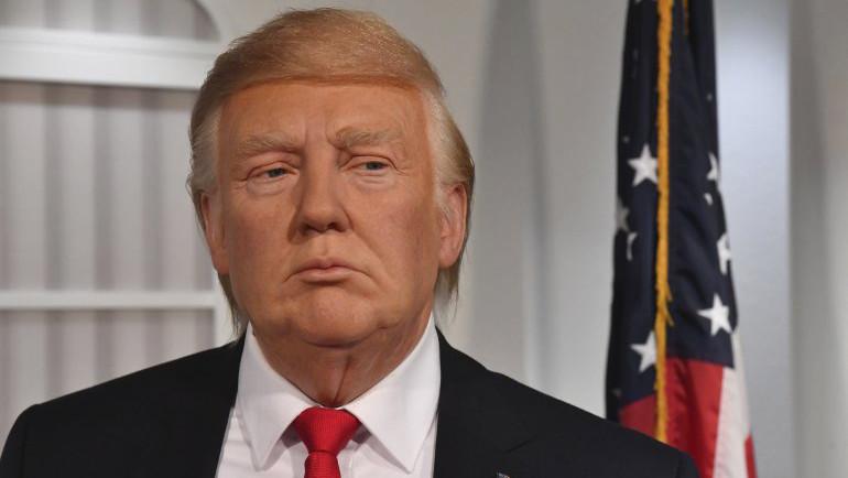 Donald Trump s'installe chez Madame Tussauds à New York - ©New York