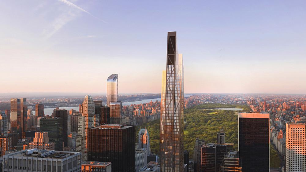 53w53 la nouvelle tour vedette new york new york. Black Bedroom Furniture Sets. Home Design Ideas