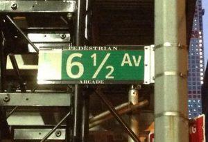 Sixth Avenue
