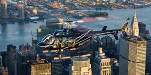 new york survol hélicoptère