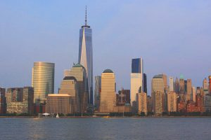 Paulus Hook, le lieu incontournable pour voir la skyline de New York
