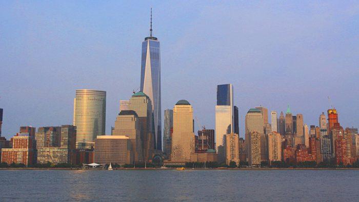 paulus hook le lieu incontournable pour voir la skyline de new york new york. Black Bedroom Furniture Sets. Home Design Ideas