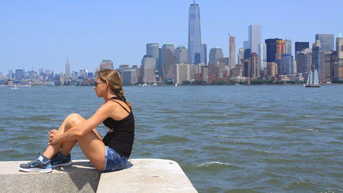 voyageur skyline manhattan new york