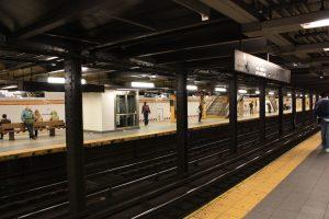 New York métro
