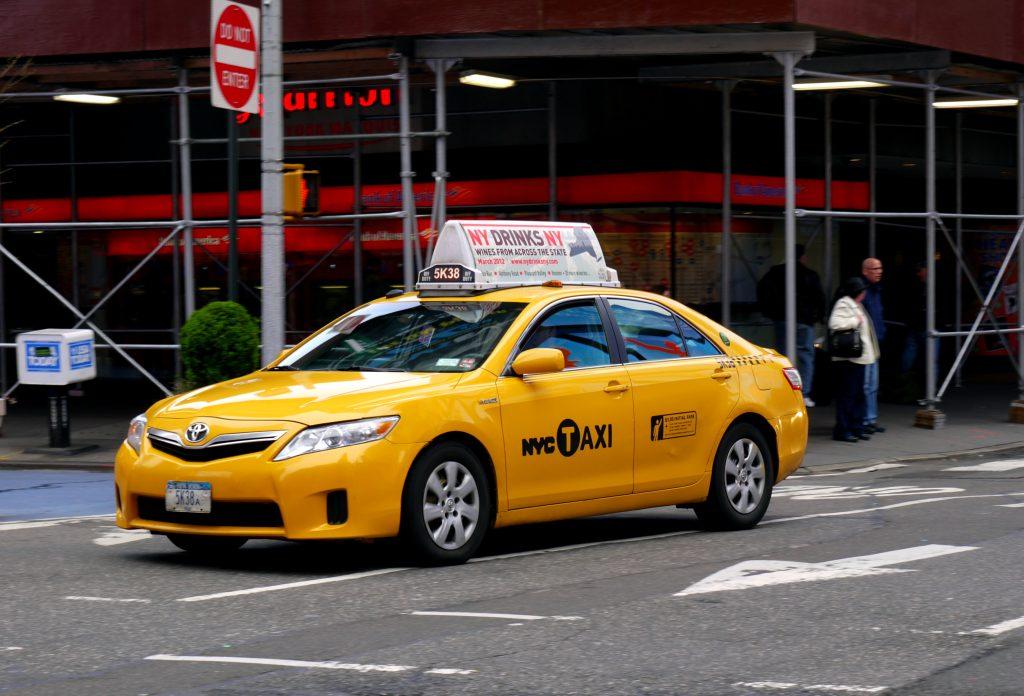 New York À Les Taxis ©new L35j4ARq