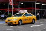 Les taxis à New York