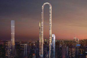 Un nouveau projet de building délirant à New York