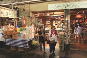 Qu'est-ce que le Chelsea Market à New York ?