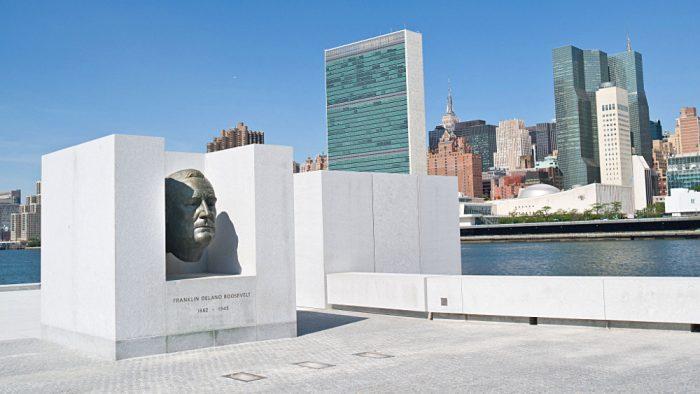 four freedoms park new york