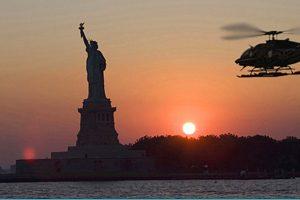 Un nouveau combiné hélicoptère et croisière à New York